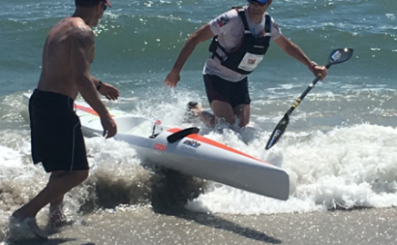 See Nelo Surfskis in action, plus the latest from Jantex Paddles and Mocke Paddling Gear